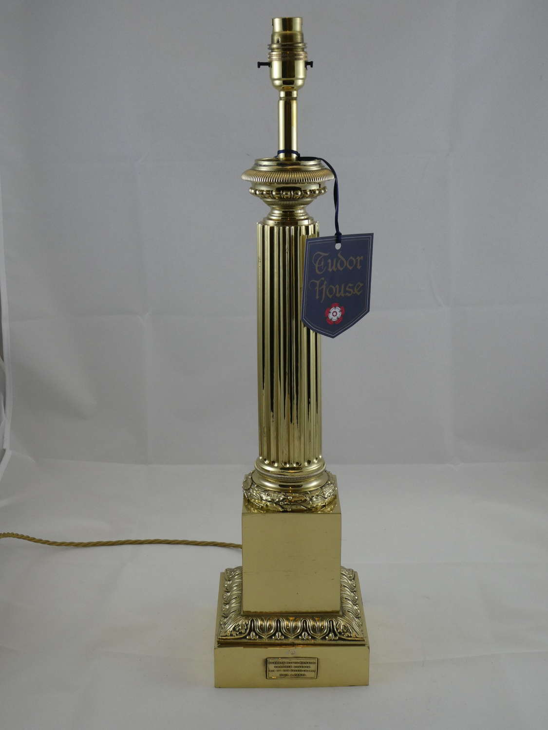 19th Century Lamp Base