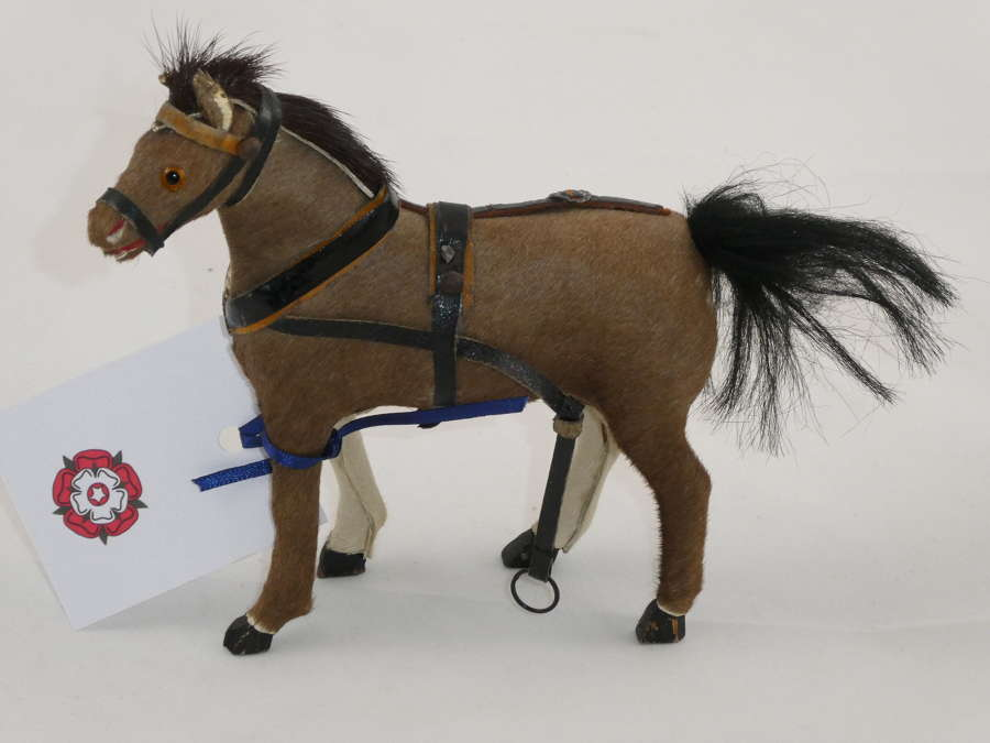 Small Toy Pony