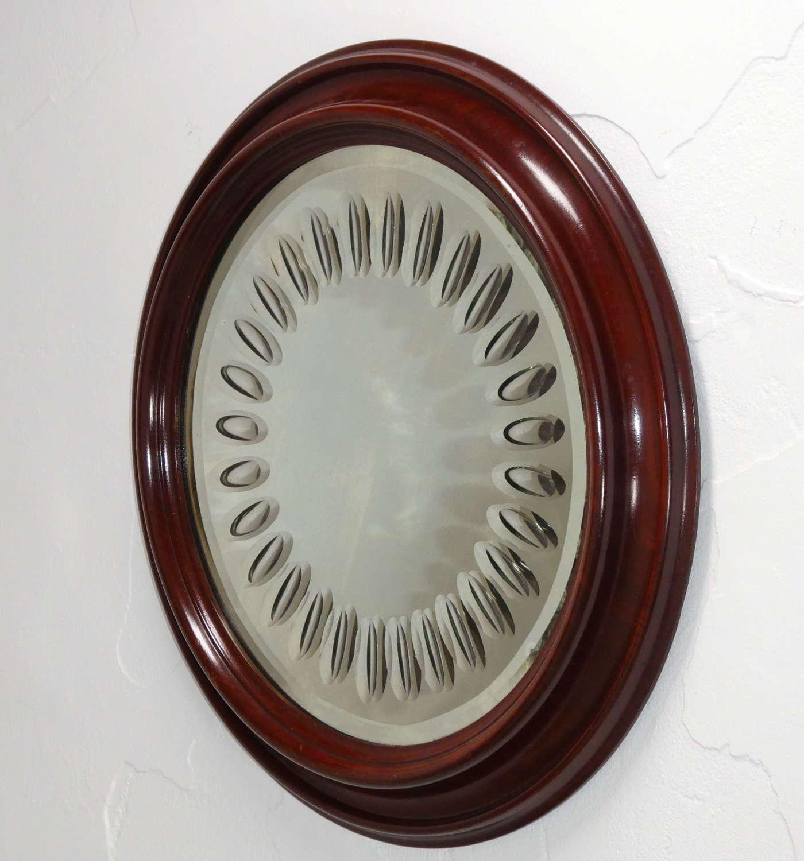 Reverse Cut Mirror