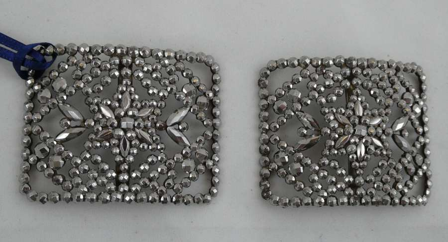 Pair of Buckles
