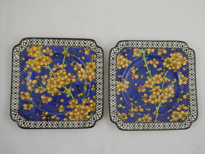 Pair of Tea Plates