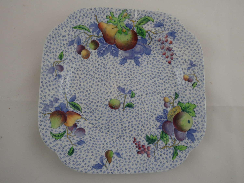 Spode Plate
