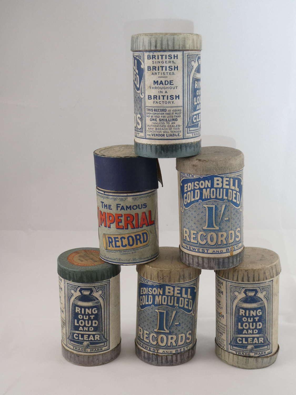 Edison Cylinders