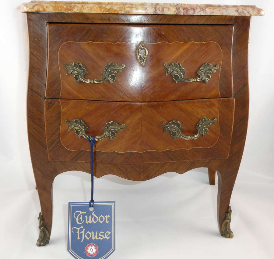 19th Century Apprentice Piece Commode