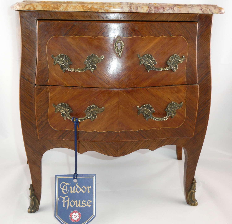 19th Century Apprentice Piece Commode