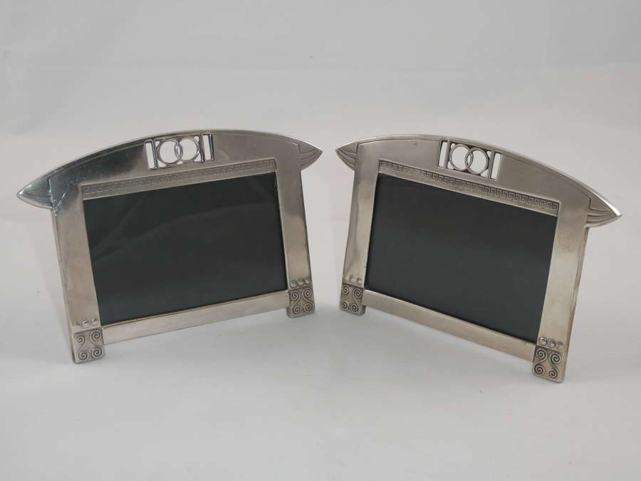 Pair of WMF Photograph Frames