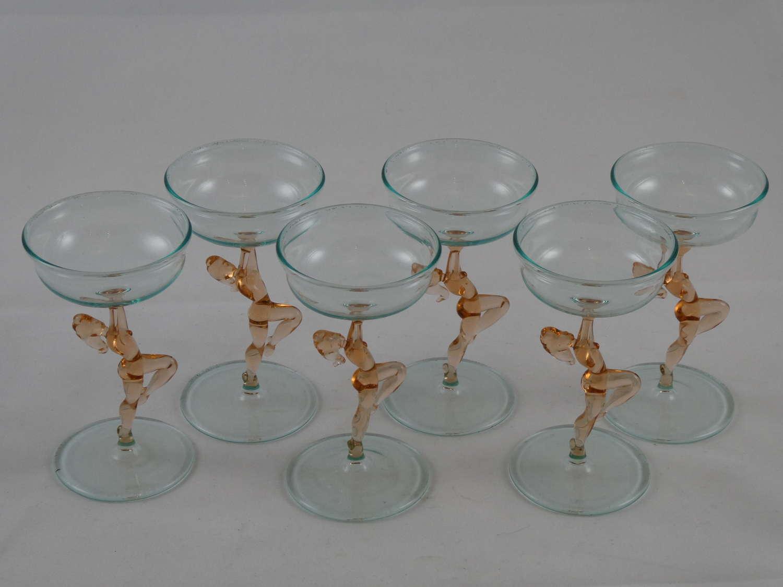 Champagne Glasses Bimini Werkstatte