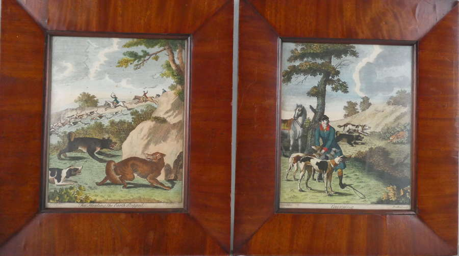 Pair of Engravings