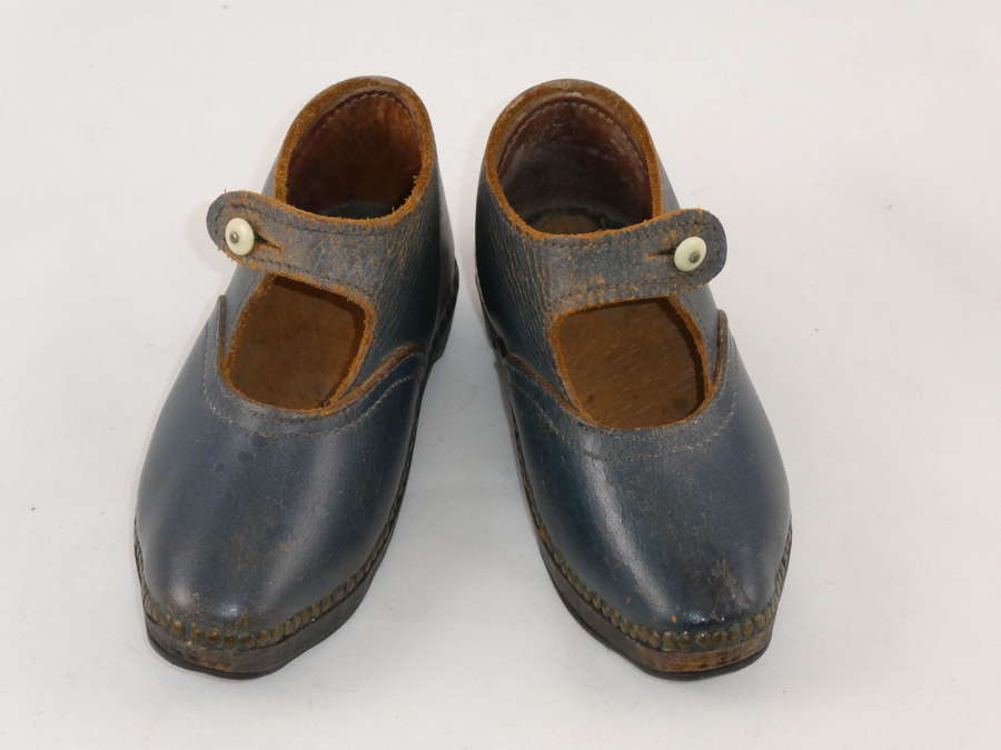 Pair of Child's Clogs