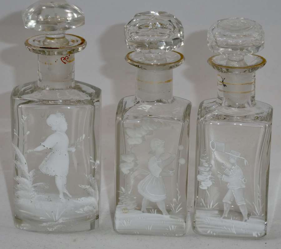 Mary Greenway Scent Bottles