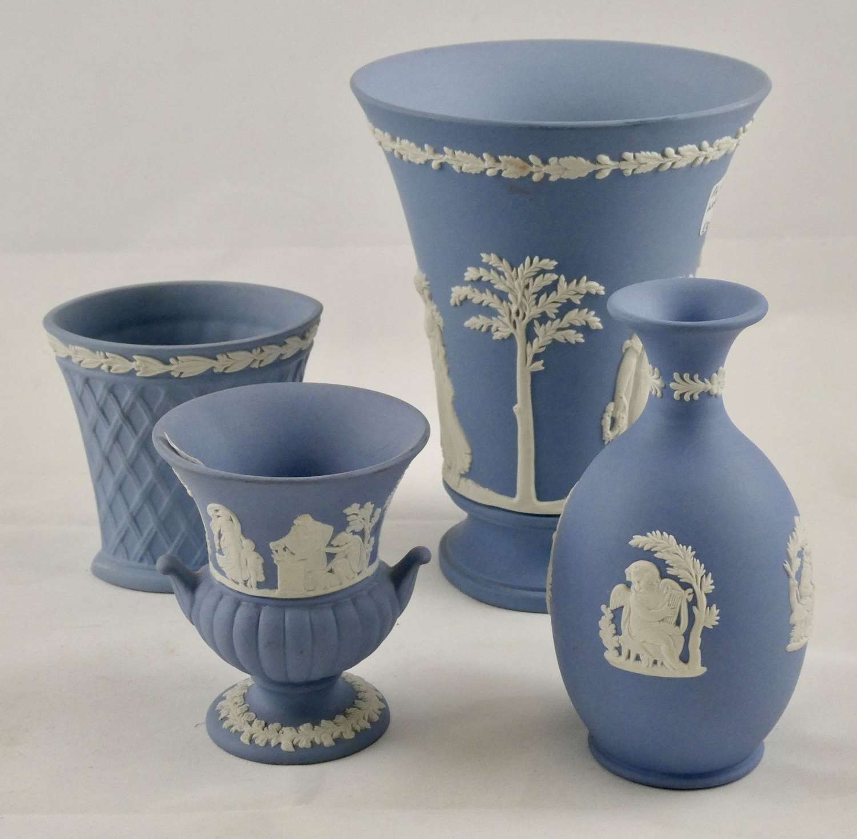 Wedgwood Vases