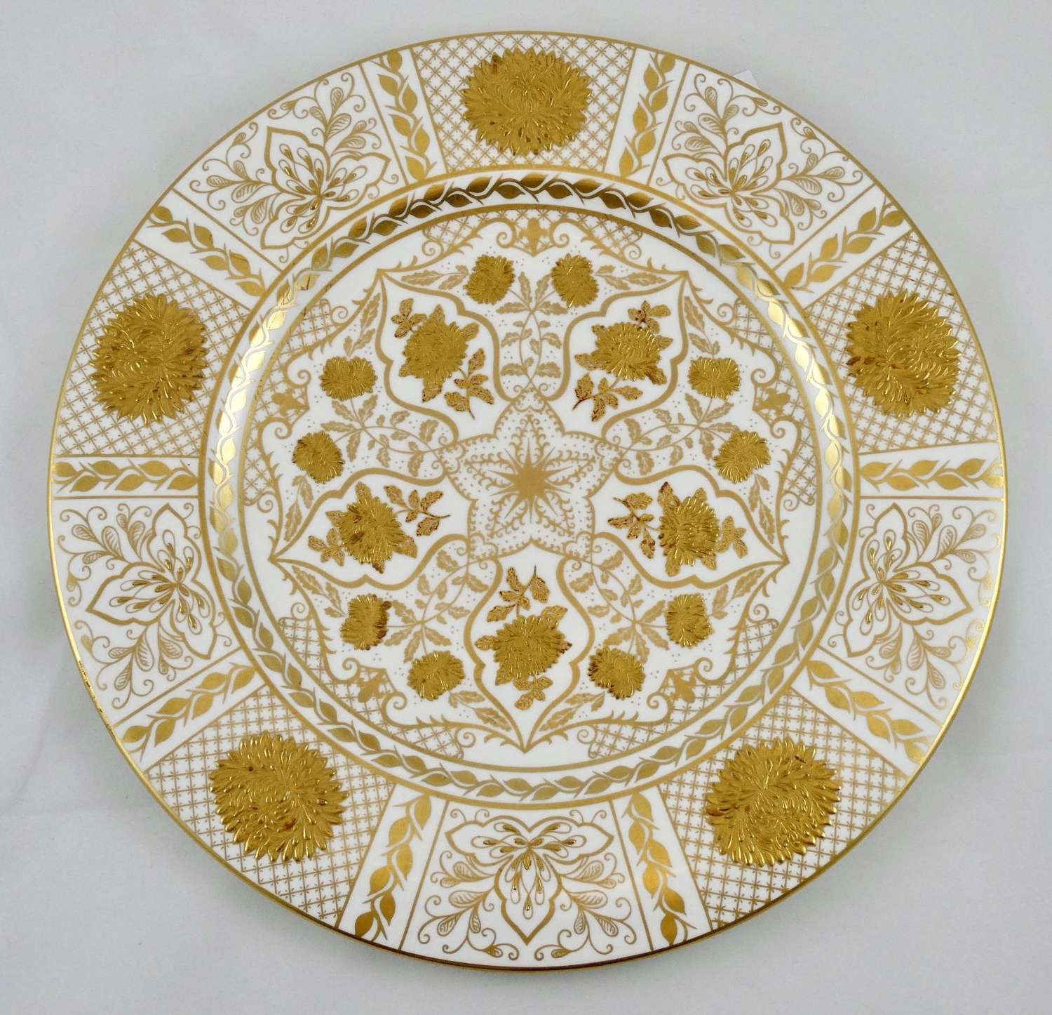 Gilded Plate