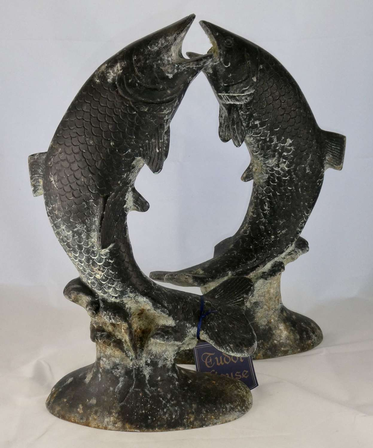Pair of Fish Fountains
