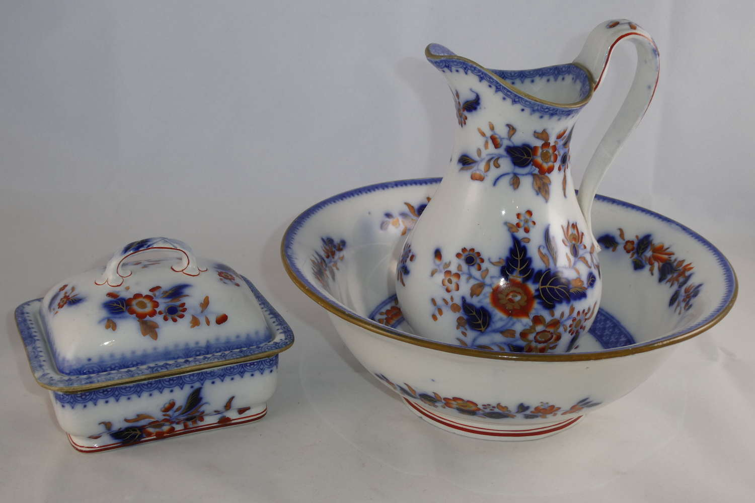 Small Jug and Bowl Set