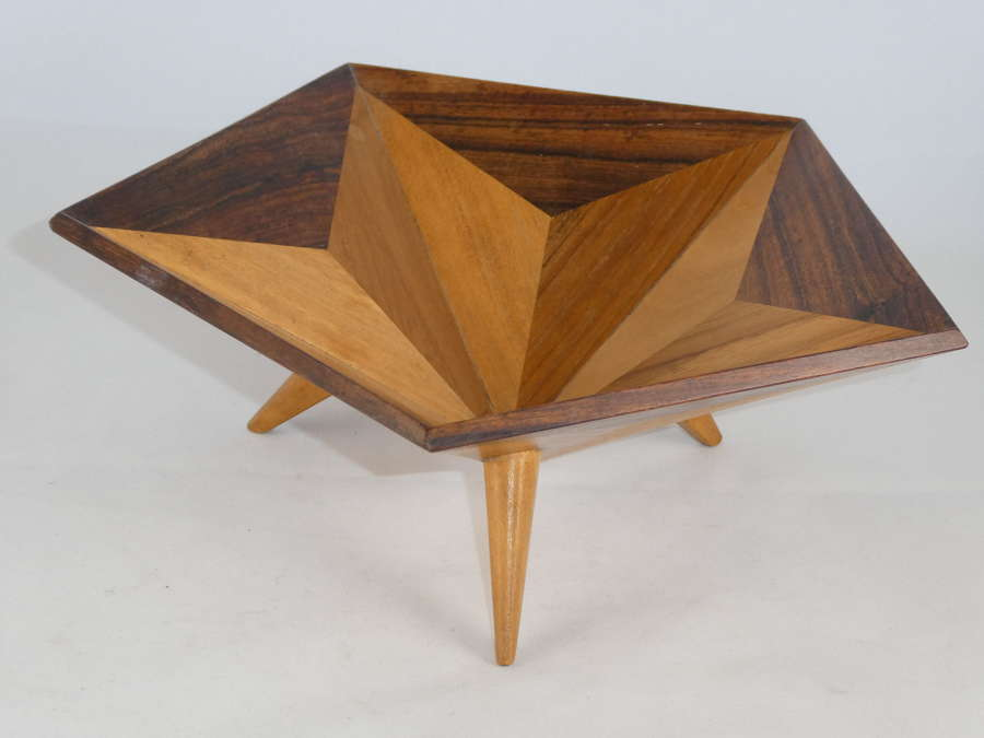 Parquetry Bowl