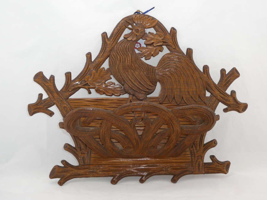 Black Forest Letter Rack