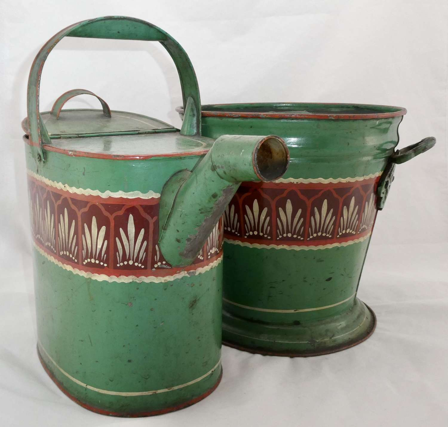 Water Can and Pail