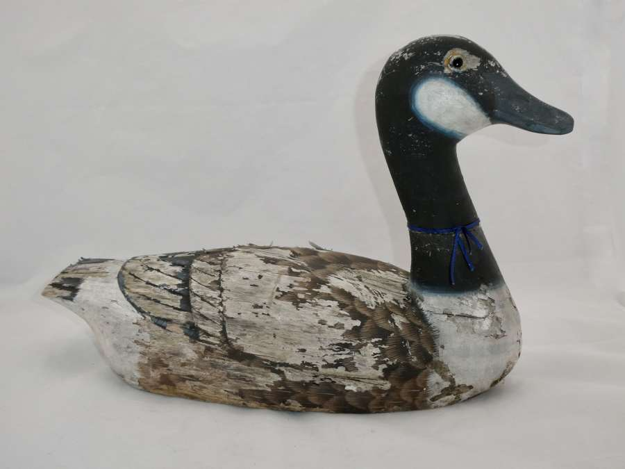 Wooden Decoy