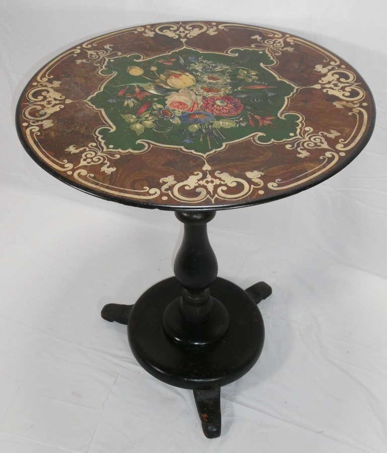 Polychrome Table