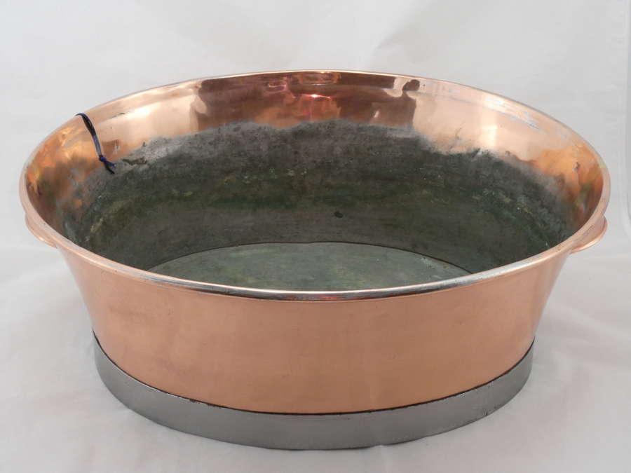 Copper Footbath