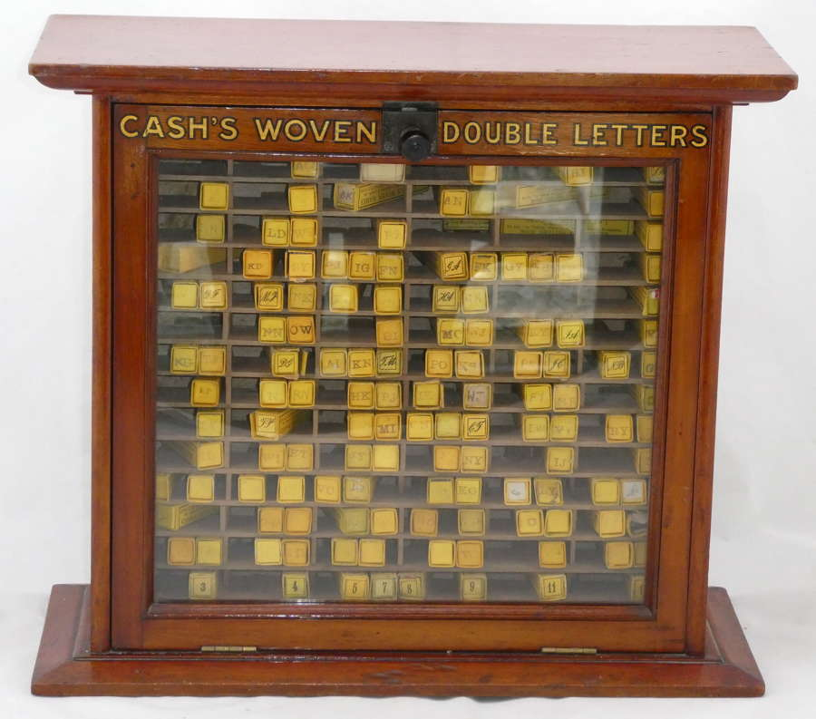 Cash's Haberdashery Cabinet