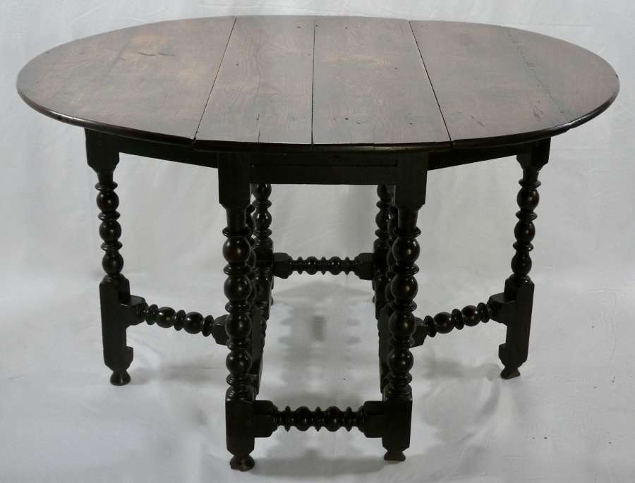 17th Century Gateleg Table