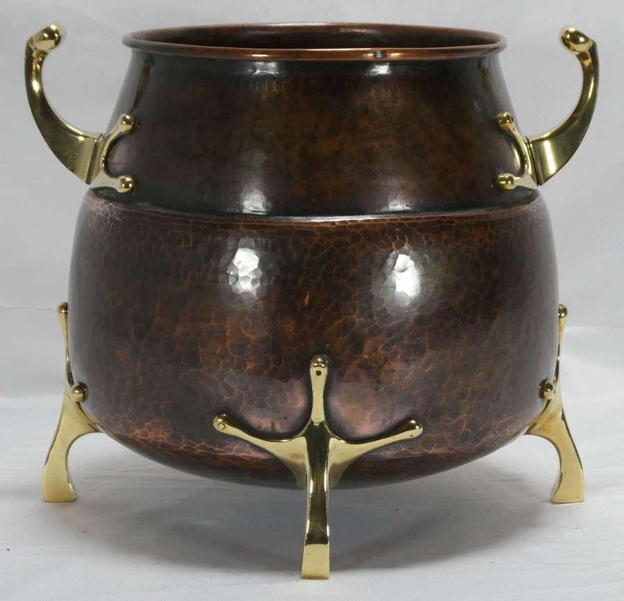 Copper Jardiniere