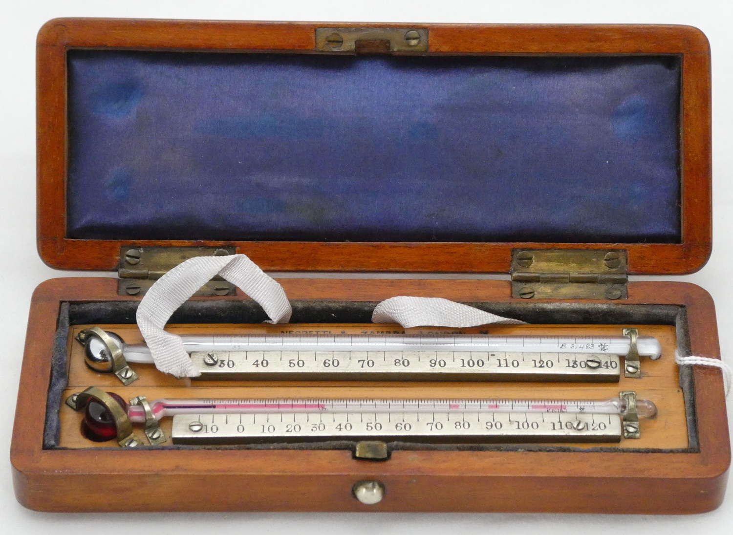 Pair of Thermometers