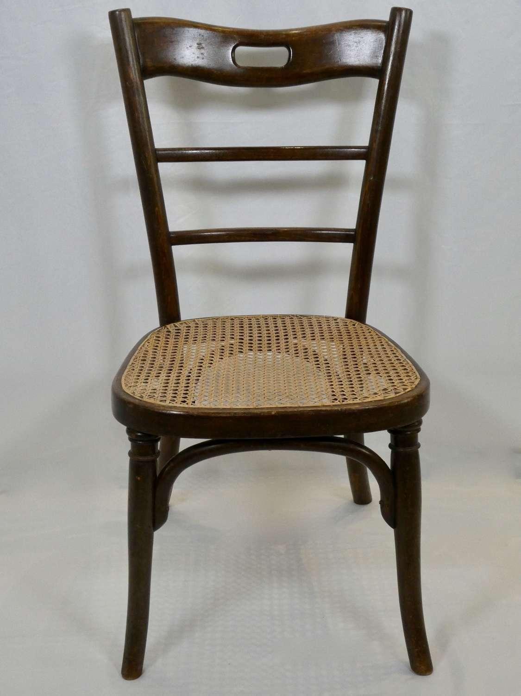 Bentwood Chair by J & J Kohn, Austria