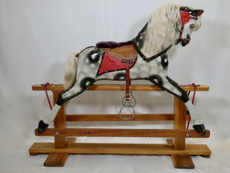 Mid 20th Century Collinson Rocking Horse