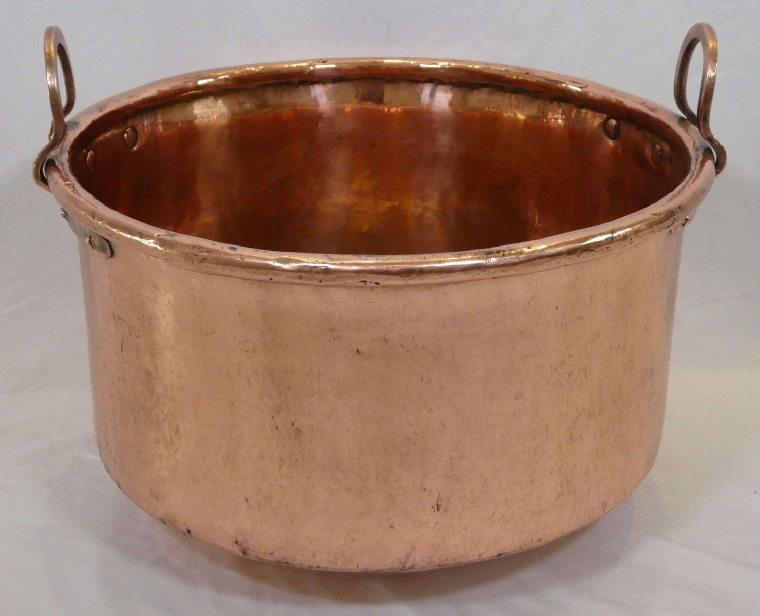 Large Copper Pot, circa 1900