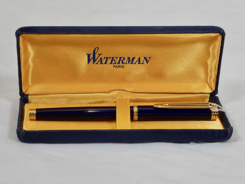 Waterman Pen 'Gentleman Blue'