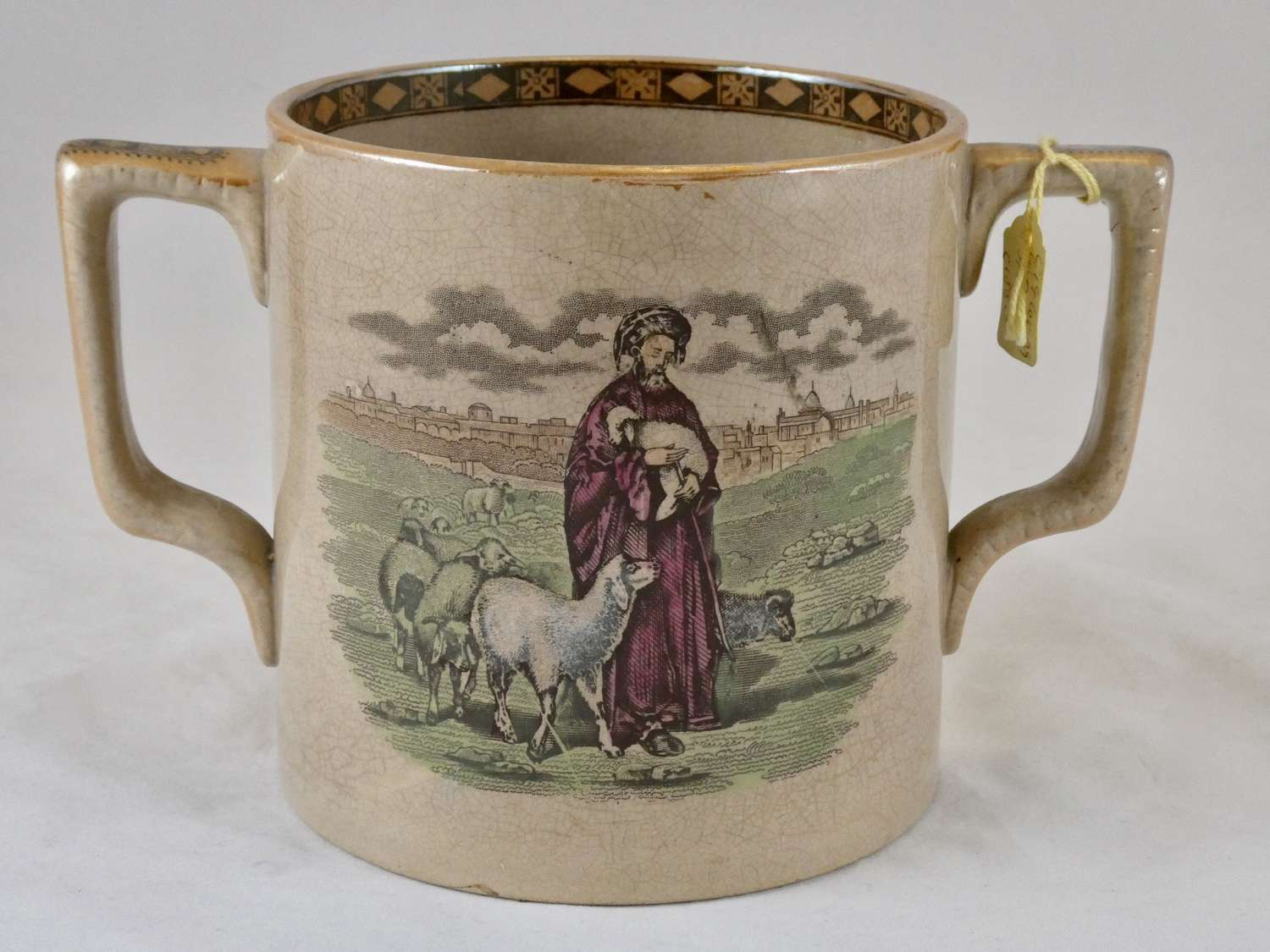 19th Century Loving Cup