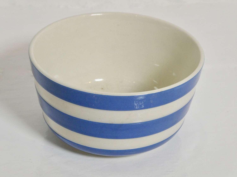 Cornishware Sugar Bowl