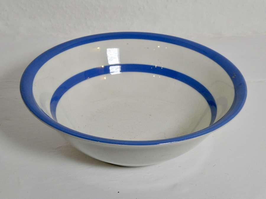 Cornishware Bowl