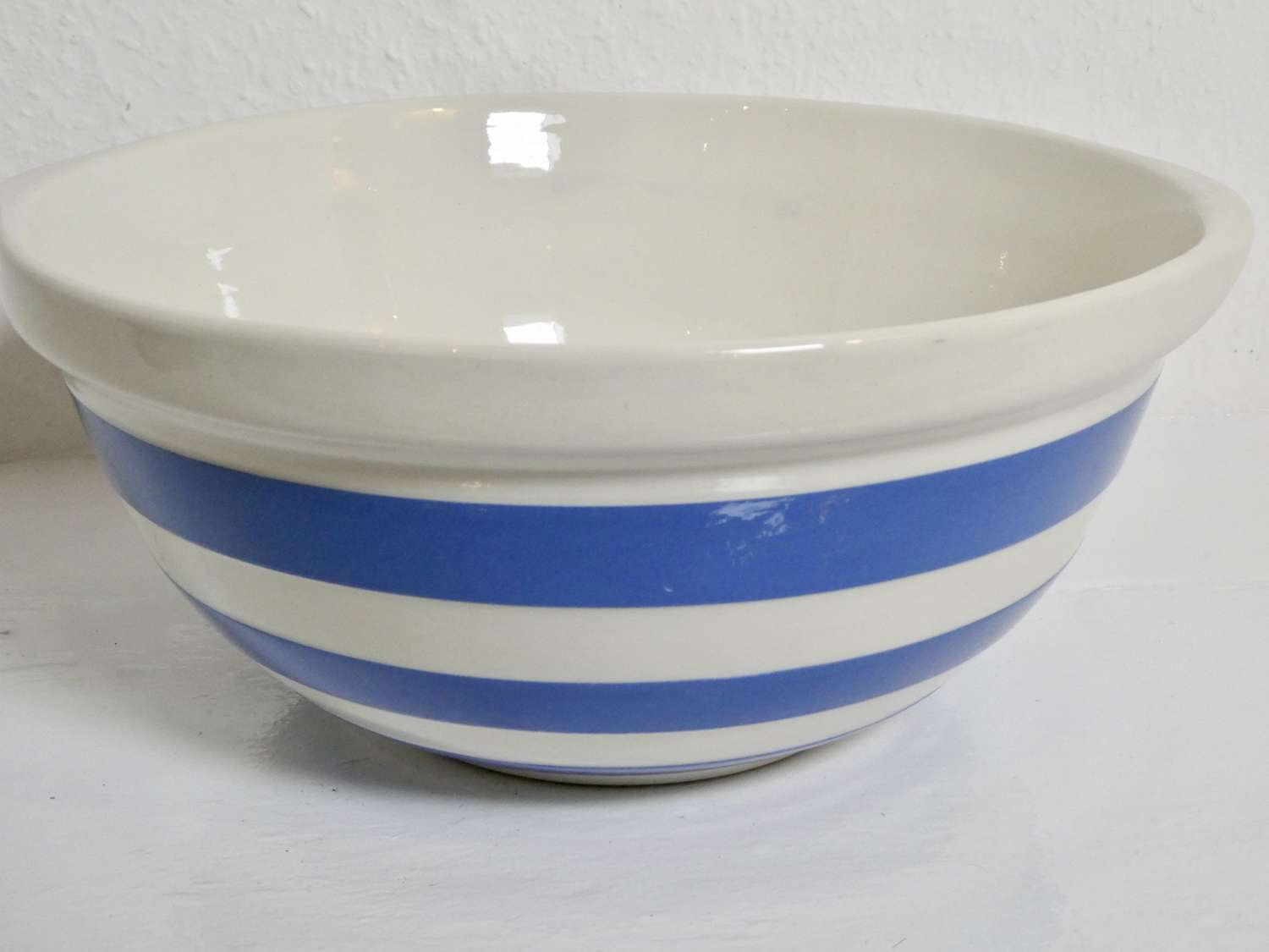 Cornishware Mixing Bowl