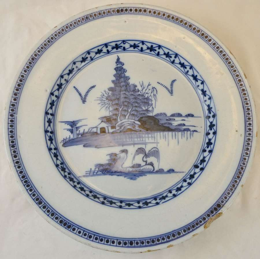 Delft Charger, English