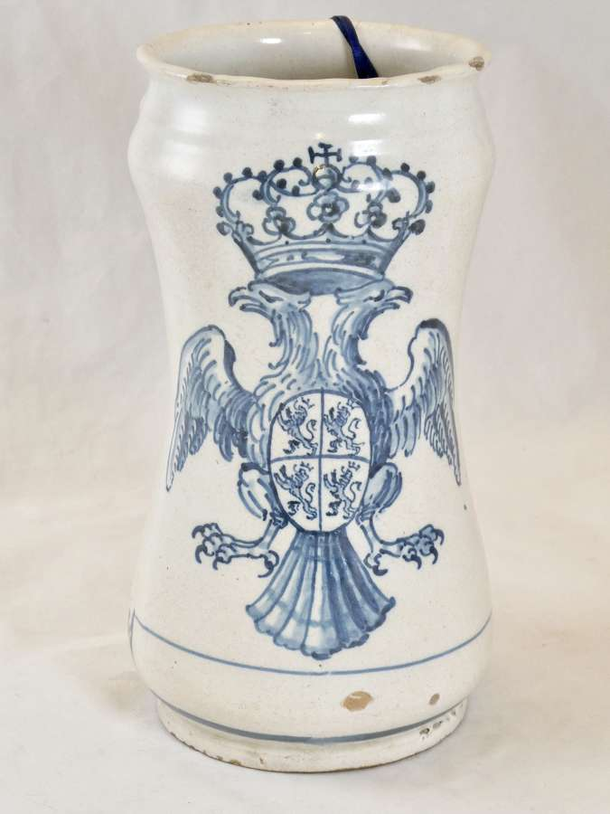 18th Century Drug Jar, Spanish