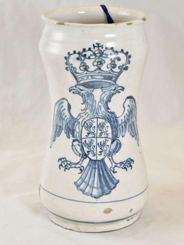 18th Century Drug Jar, Spanish