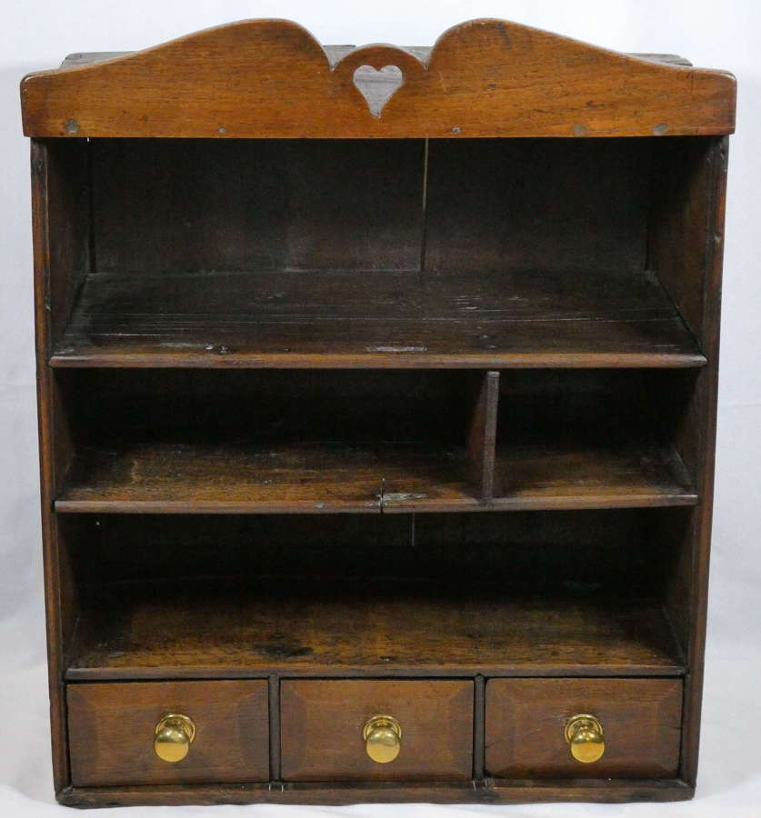 19th Century Welsh Oak Shelves