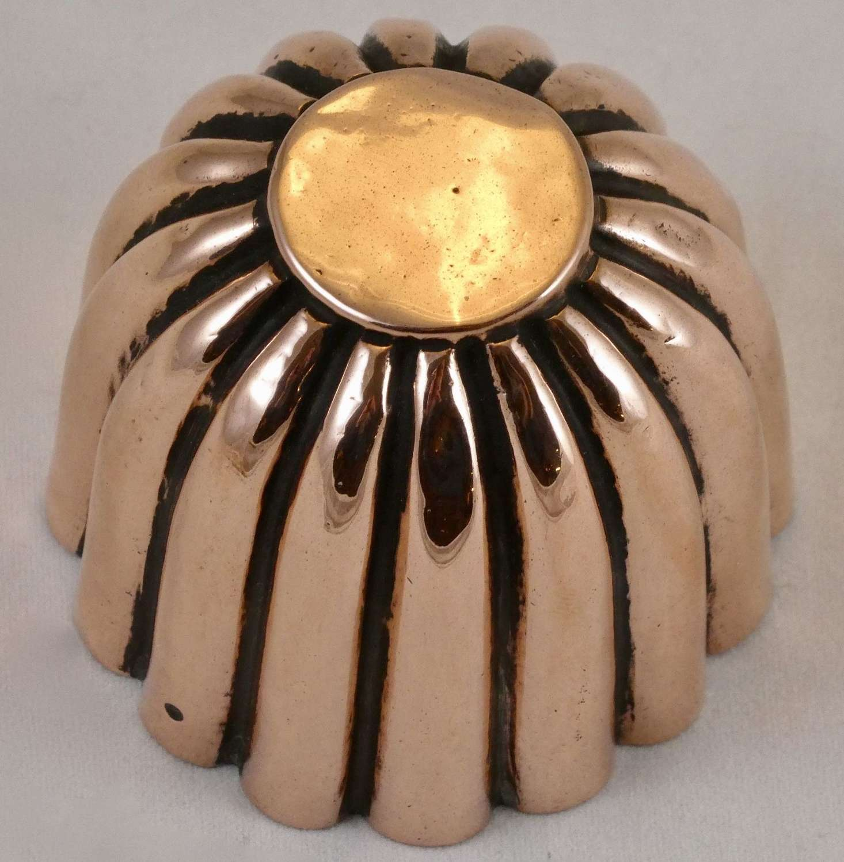 Miniature Copper Mould