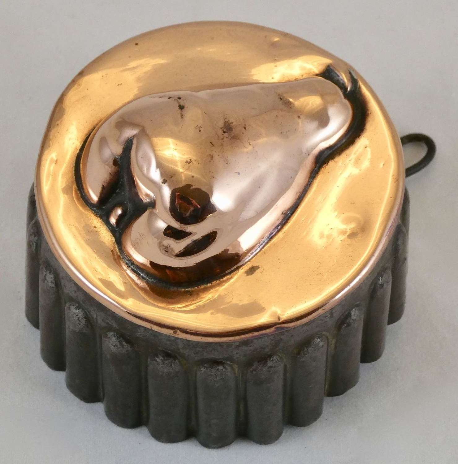Copper and Tin Mould