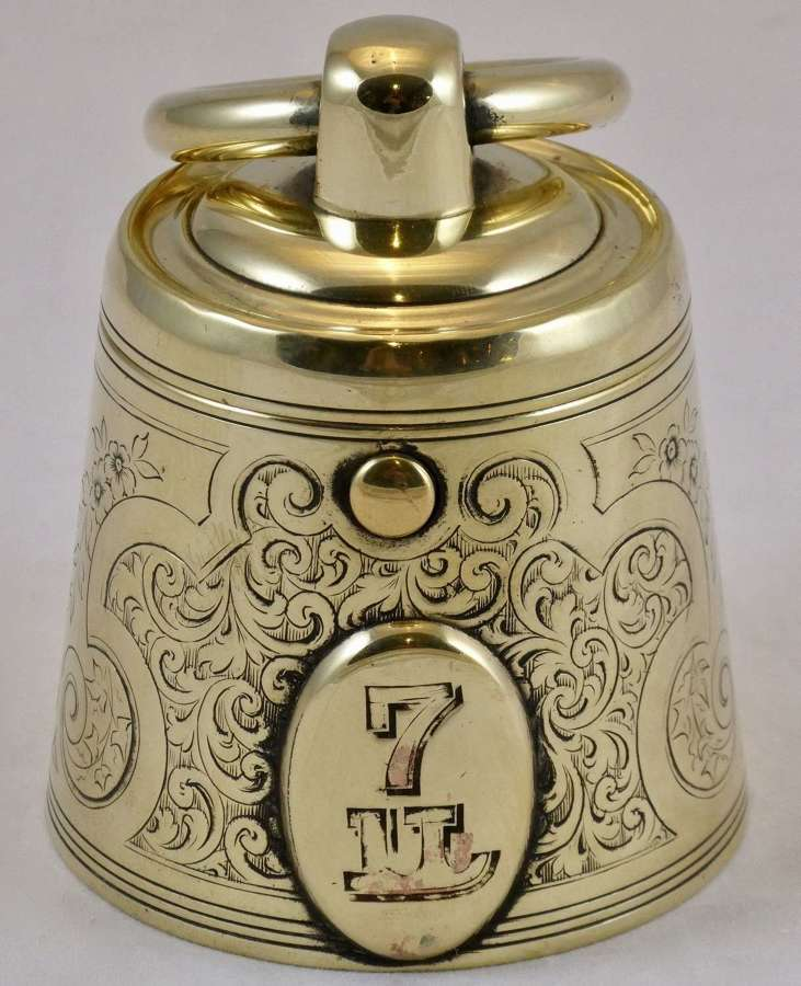 Late 19th Century Inkwell