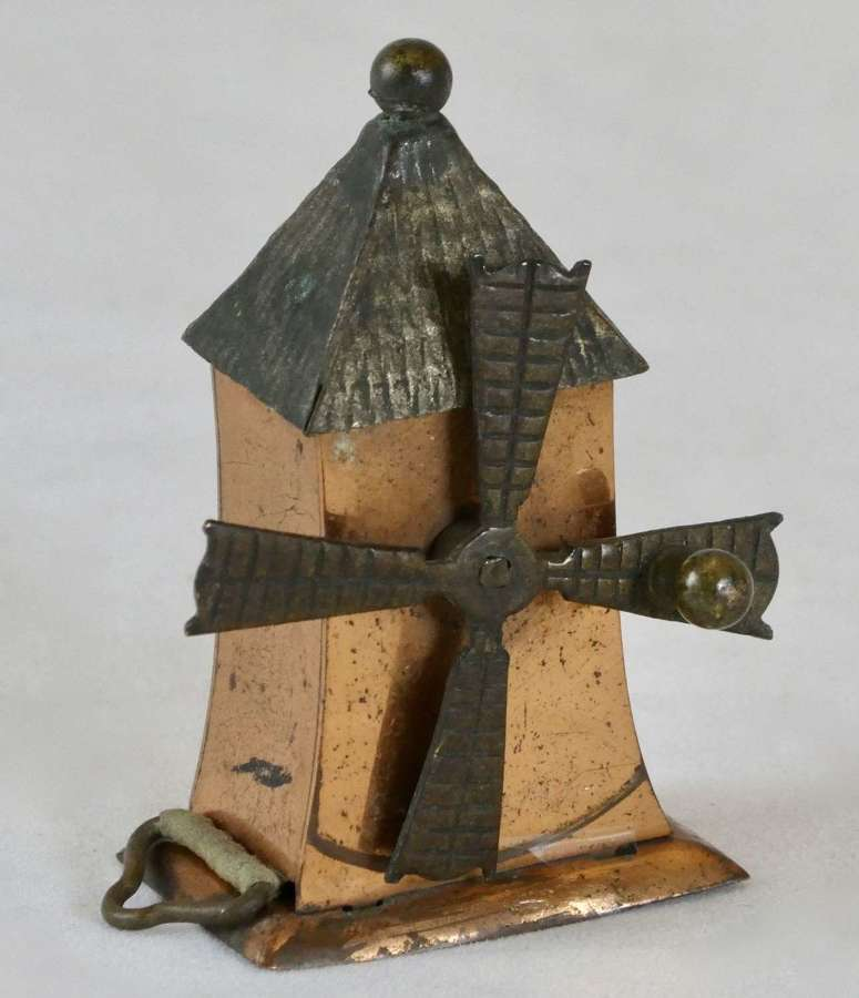19th Century  Windmill Tape Measure