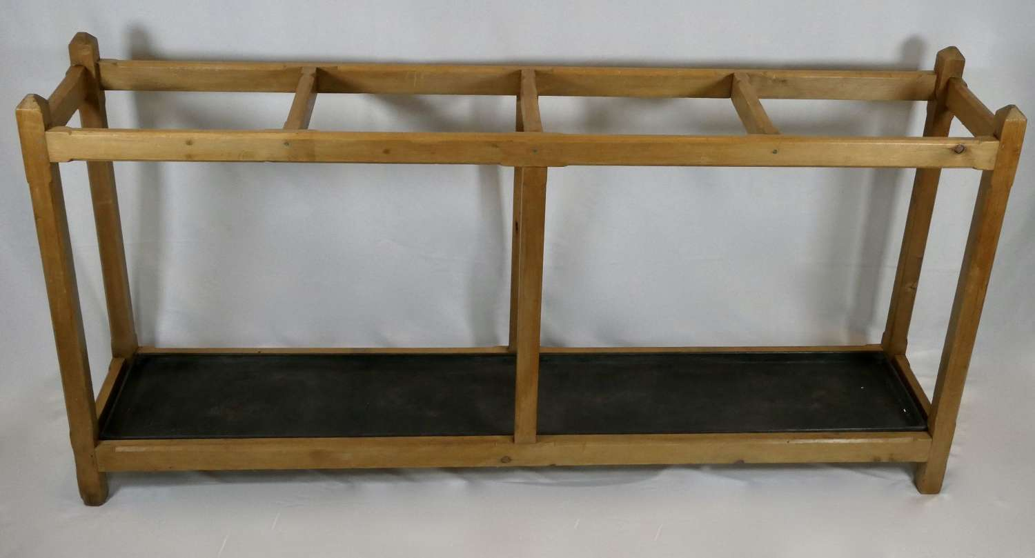 Pine Double Stick Stand, Country House