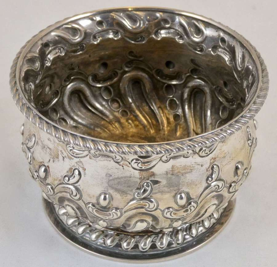 Silver Bowl, Sheffield 1895