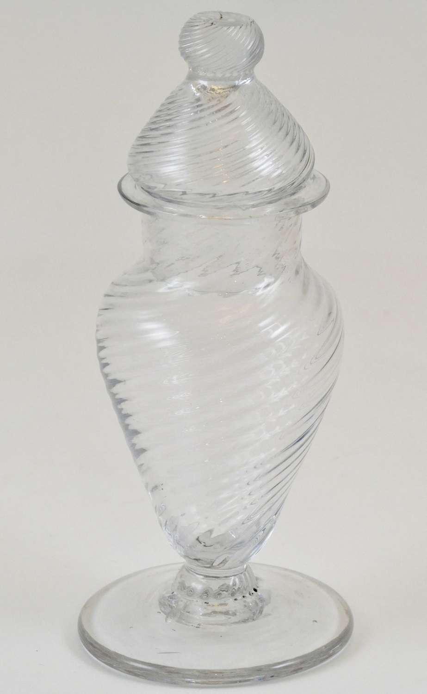Early 19th Century Sweetmeat Jar