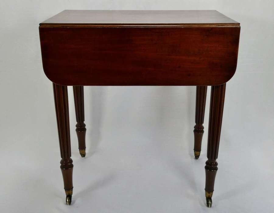 William IV Mahogany Pembroke Table