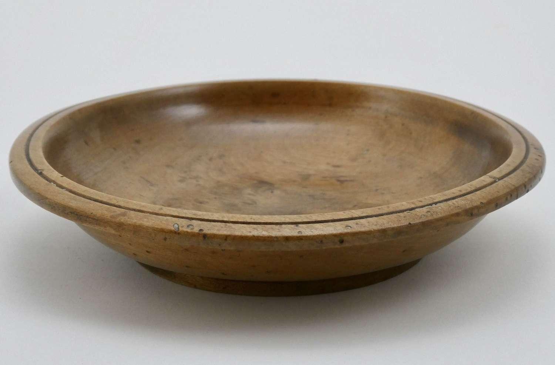 Sycamore Bowl, circa 1850