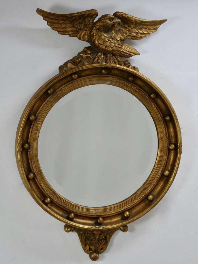 1950's Captain's Mirror
